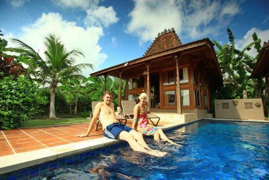 Our One Bedroom Villa Picture Of Ubud Heaven Penestanan Tripadvisor