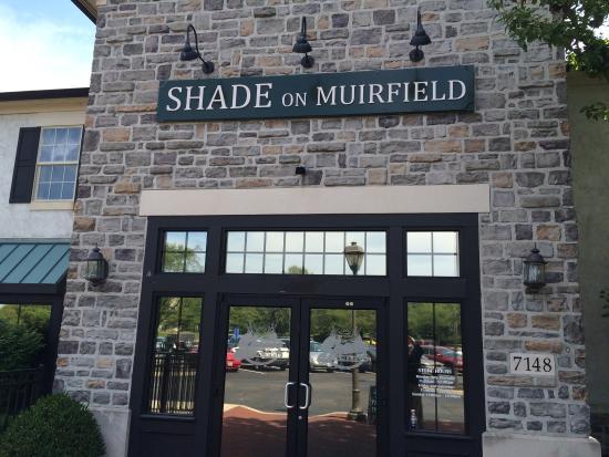 Shade on Muirfield: photo0.jpg