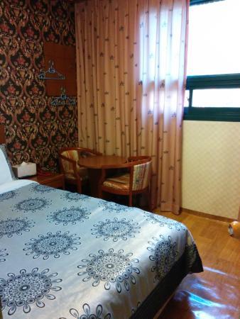 Amiga Motel: 客室