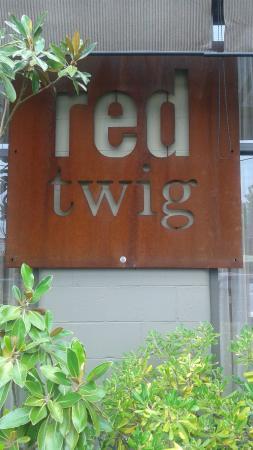 The Red Twig, Edmonds, WA