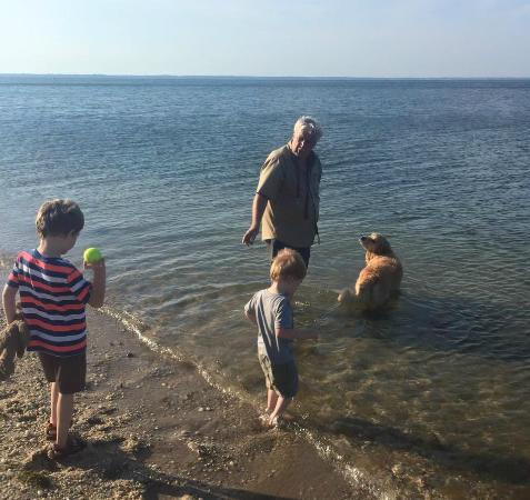 Bowen's by the Bays: Everyone at the bay