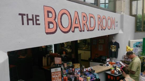 ‪The Board Room Game Cafe‬