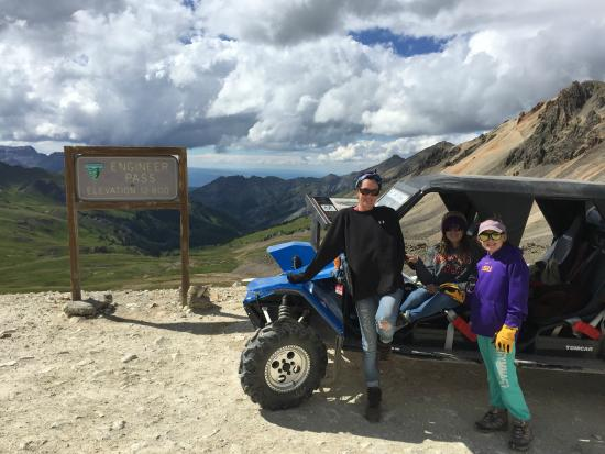 Rock Pirates Backcountry Adventures: Engineer Pass