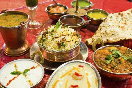 Hyderabad Inn Indian Restaurant