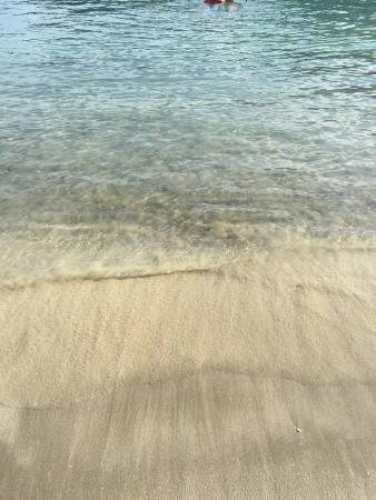 Kumomi, Ishibu, Iwachi, Matsuzaki Beach: 岩地海水浴場
