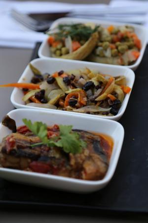 前菜~三種土耳其傳統料理