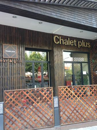 Chalet Plus Bar & Grill