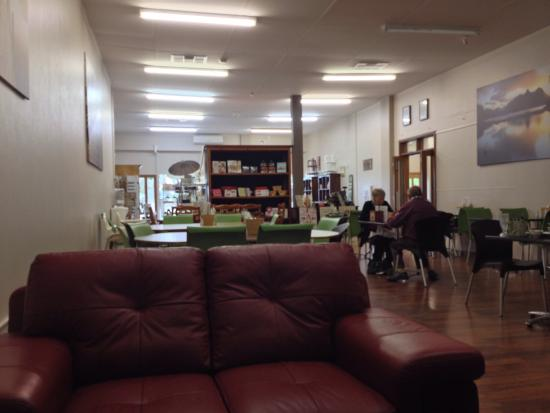 Merredin, Australia: Since the recent expansion, there is a second dining room with a really nice atmosphere. There's