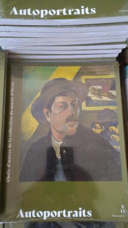 Musée des Beaux-Arts de Nancy: Exposition Autoportraits