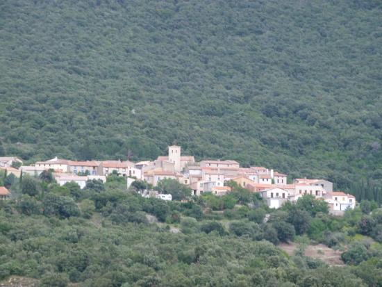 Le Vieux Moulin : village de Duilhac