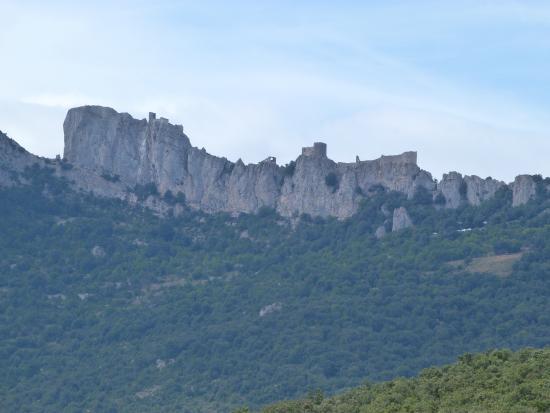 Le Vieux Moulin : chateau