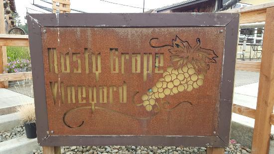 Rusty Grape Vineyard Battle Ground Restaurant Reviews Phone