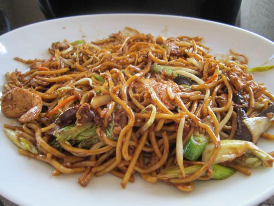 NOI- The Art of Taste: Tasty noodle dish