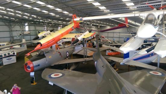 Queensland Air Museum: More planes