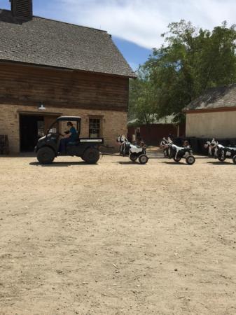 wheeler historic farm childrens ride - Wheeler Farm Halloween