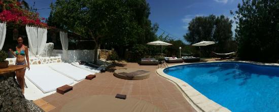 Santa Gertrudis, España: leMarquis Ibiza