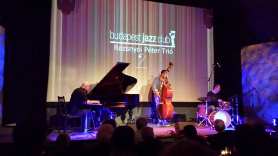 Budapest Jazz Club