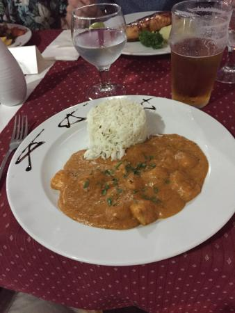 The Dream: Indian style chicken curry