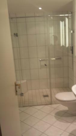 Hotel Zum Schiff: badkamer
