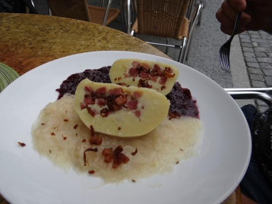 Spalicek : картошка