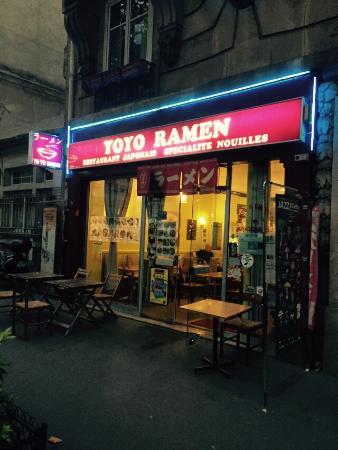 Yoyo Ramen