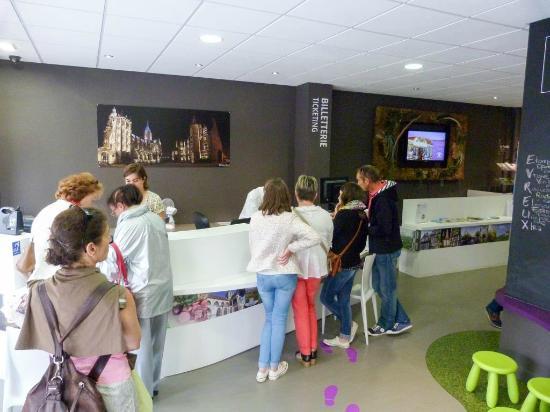 office de tourisme evreux