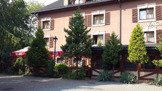 Siemianowice Slaskie, Polonia: HotelFront