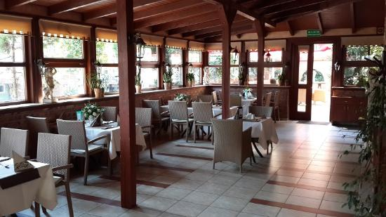 Siemianowice Slaskie, Polonia: RestaurangInside