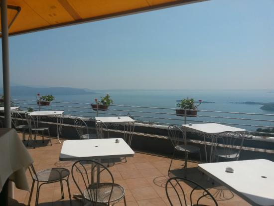 Albergo Ristorante San Michele : The view from the restaurant.