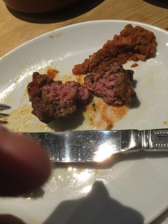The Molly House : Raw meatball