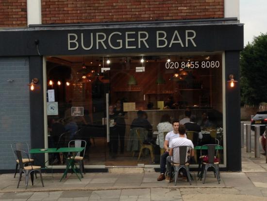 London Bridge Burger Restaurants