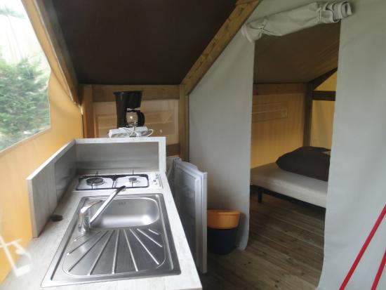 chambre 1 picture of camping bois soleil olonne sur mer tripadvisor. Black Bedroom Furniture Sets. Home Design Ideas