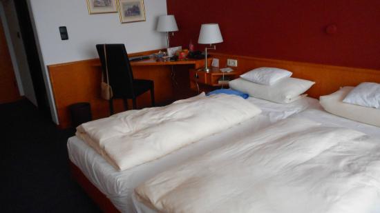 Hotel Gersfelder Hof: Standaardkamer