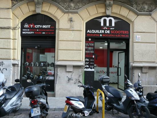Motocity Rent
