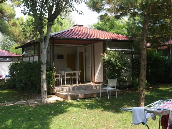 Jesolo Camping Village - Villaggio Turistico Adriatico: il nostro bungalow
