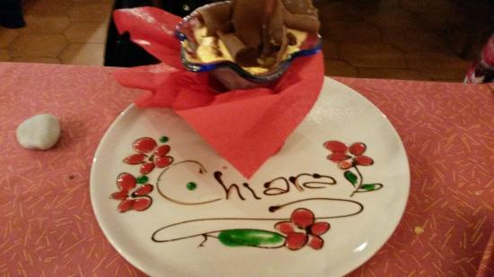 Al Bucaniere: dolce tiramisu