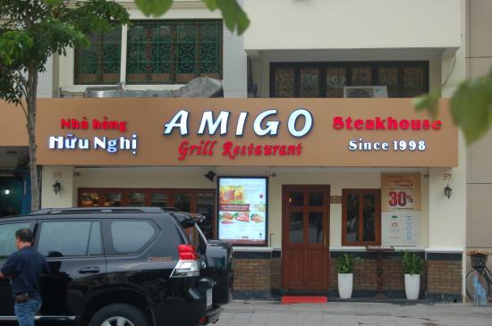 Amigo Grill Restaurant