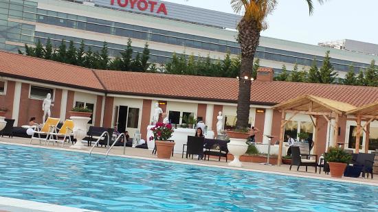 Piscina picture of rome marriott park hotel rome - Hotel piscina roma ...