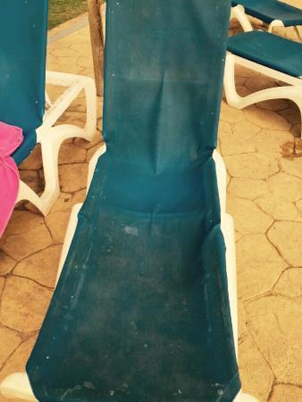 Retamar, España: Subo las fotos que hice durante mi estancia en el hotel ath Cabo de gata,puse hoja de reclamacio