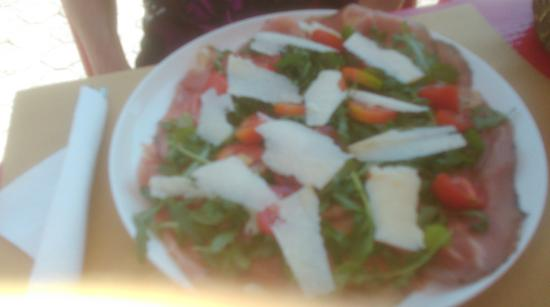 Snack Bar da Lele : Beef salad