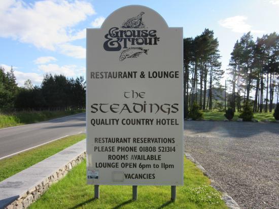 Flichity, UK: hotel