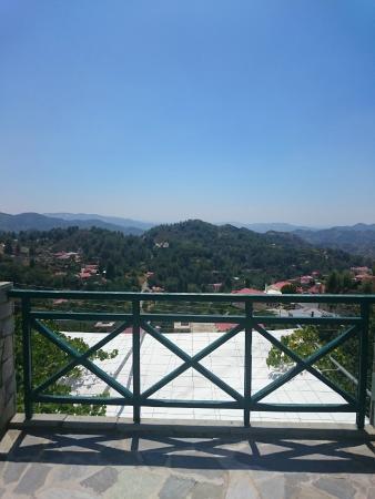 Themis House: room view