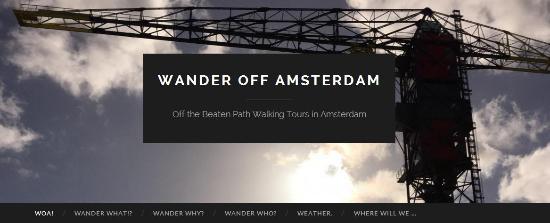 Wander off Amsterdam