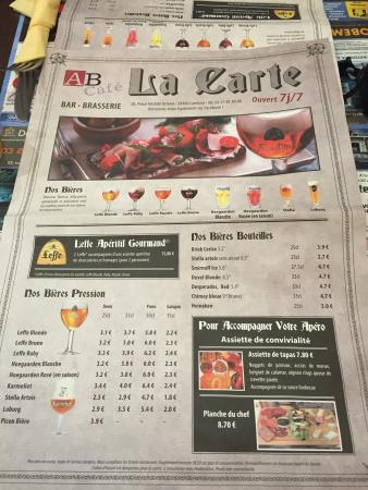 Restaurant Ab Cafe Cambrai