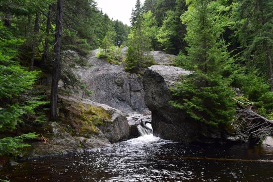 Pittsburg, Nueva Hampshire: Garfield Falls