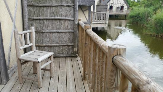 le balcon photo de hotel les iles de clovis les epesses tripadvisor. Black Bedroom Furniture Sets. Home Design Ideas