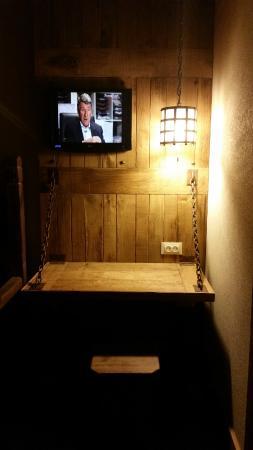 le bureau picture of hotel les iles de clovis les epesses tripadvisor. Black Bedroom Furniture Sets. Home Design Ideas