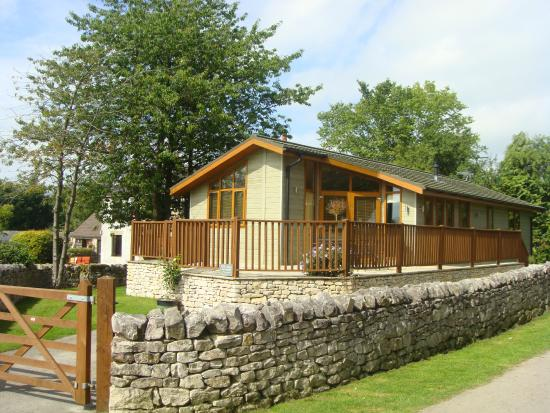 Fenny Bentley, UK: Lodge
