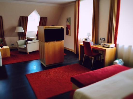 Romantik Wellnesshotel Diedrich: Zimmer (Suite)