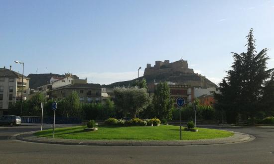 Castillo Templario de Monzon